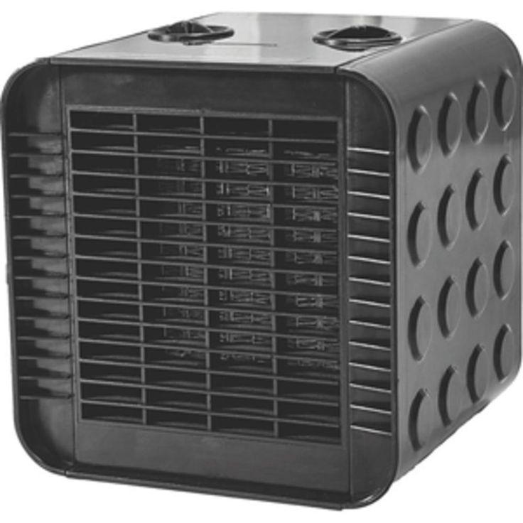Caframo DeltaMAX Ceramic Portable Space Heater - 120V - 750-1500W