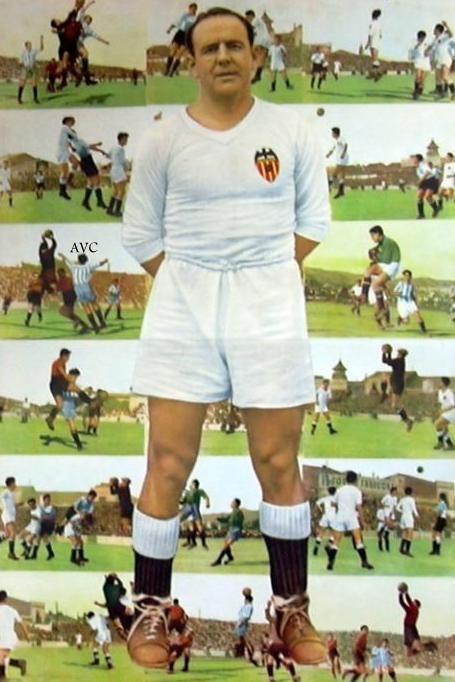GOROSTIZA (Valencia C.F. - 1949) Ed. Bruguera