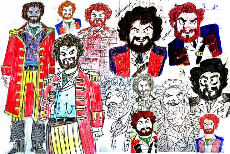 Brian Blessed as the Doctor by Isaac-Hart