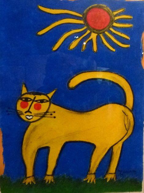 Corneille, Le Chat au Soleil