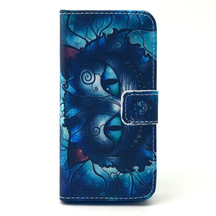 Fashion owl Phone Flip stand Case for iPhone 5C Case for capas para iPhone 5C iPhone 5 C Phone Cover + Card Holder Free Shipping