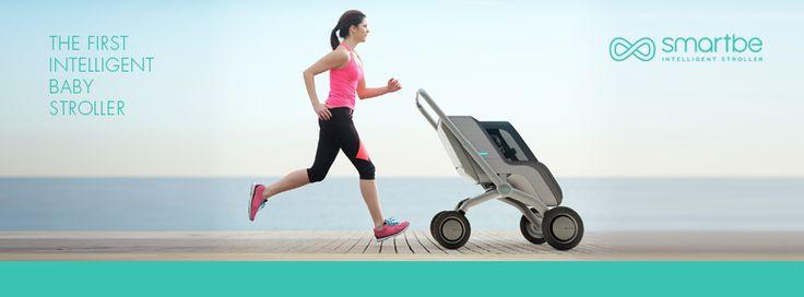 MasQmoviles Smartbe Stroller un interesante carrito de bebé inteligente con un impactante precio