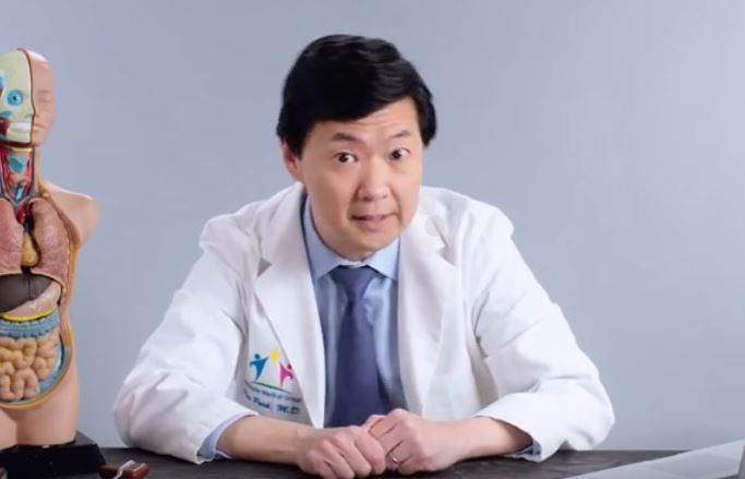 Comedian and actor, Dr. Ken Jeong, answers medical questions posed to him on Twitter.