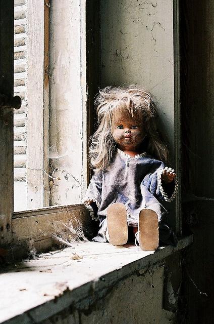 Demon Child by Blunders500 [ www.markblundellphoto.com ], via Flickr