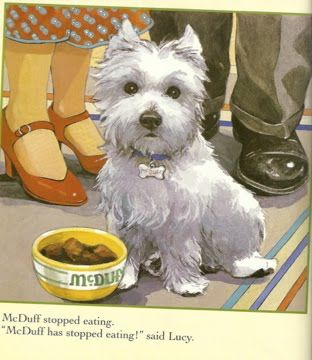"Best Loved Illustrators: Susan Jeffers ""McDuff"""