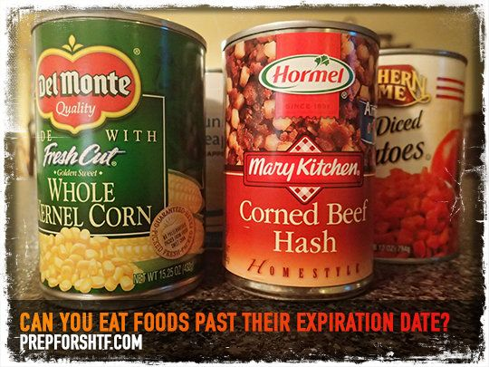 How Long Can You Keep Canned Food Past Expiration Date