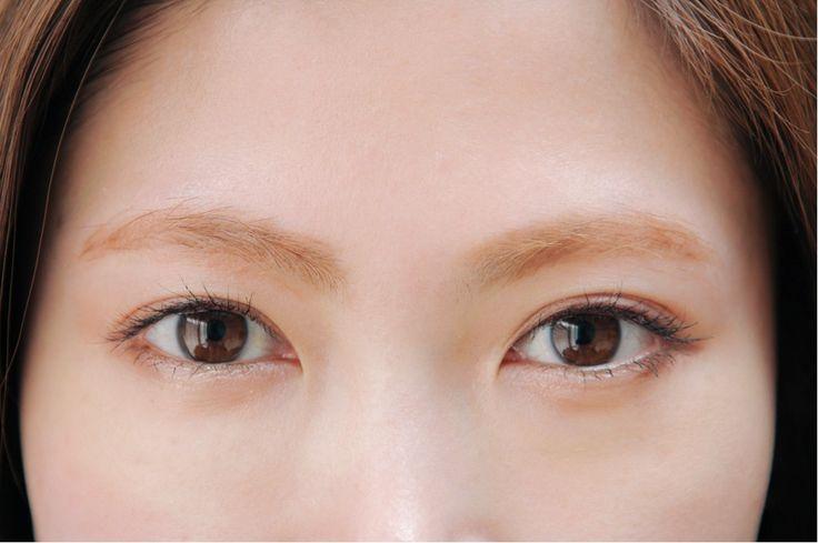 眉を変えれば顔が変わる!美人度アップな「ナチュ太眉」の作り方