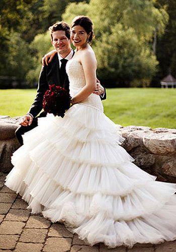 Ugly Wedding Couple America Ferrera (no lo...