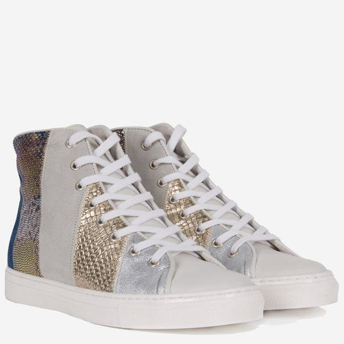 Pantofi sport din piele naturala Marcian
