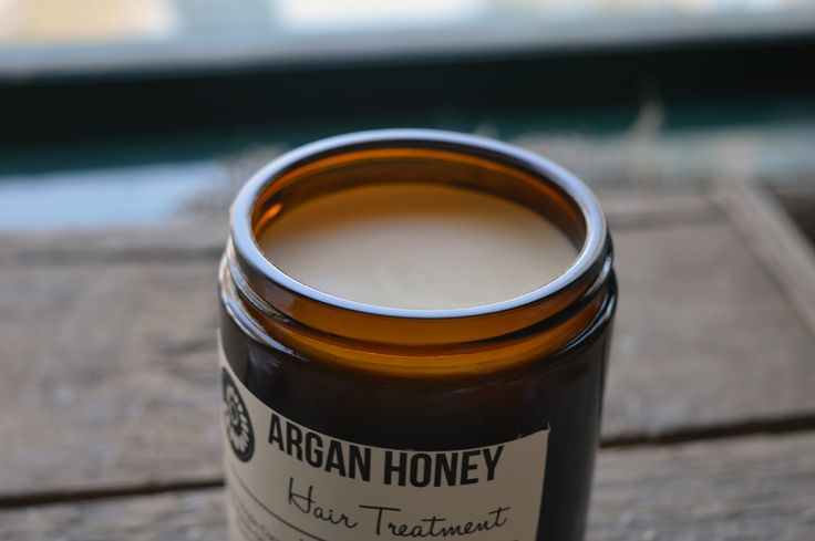 Argan Honey Hair Treat 150 gms