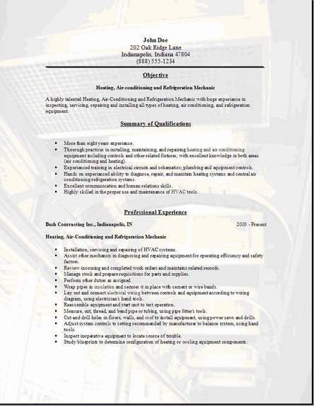16 best resume samples images on pinterest cv template computer technician sample resume - Sample Resume For Computer Technician