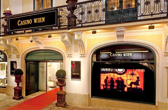 Dinner und Casino - Wien