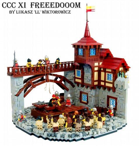 CCC XI Freeedooom: A LEGO® creation by LL Lolino : MOCpages.com