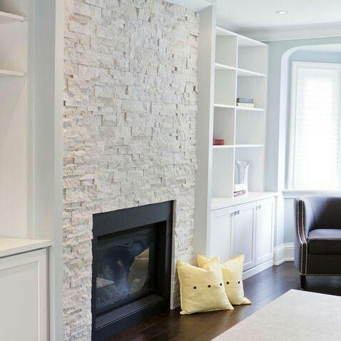White Stone Fireplace White Stone Fireplaces White