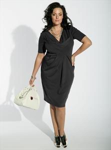 Womens Plus Size Dresses   Large Size Womenswear   Big Size Fashion Day Wear