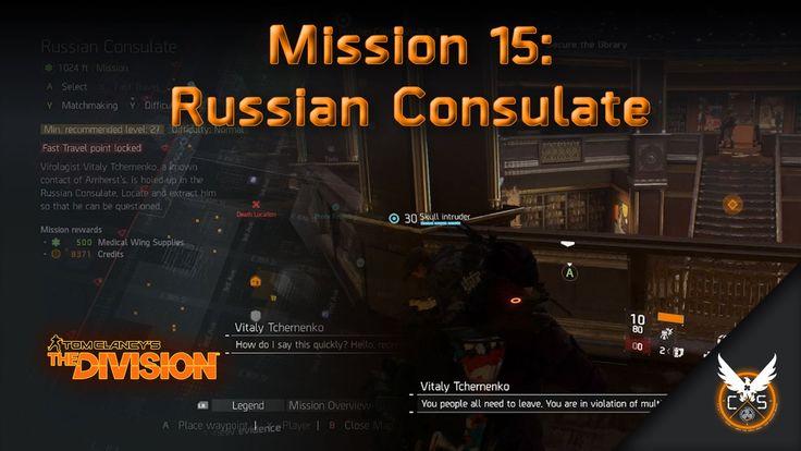 Mission 15: Russian Consulate [Finale]