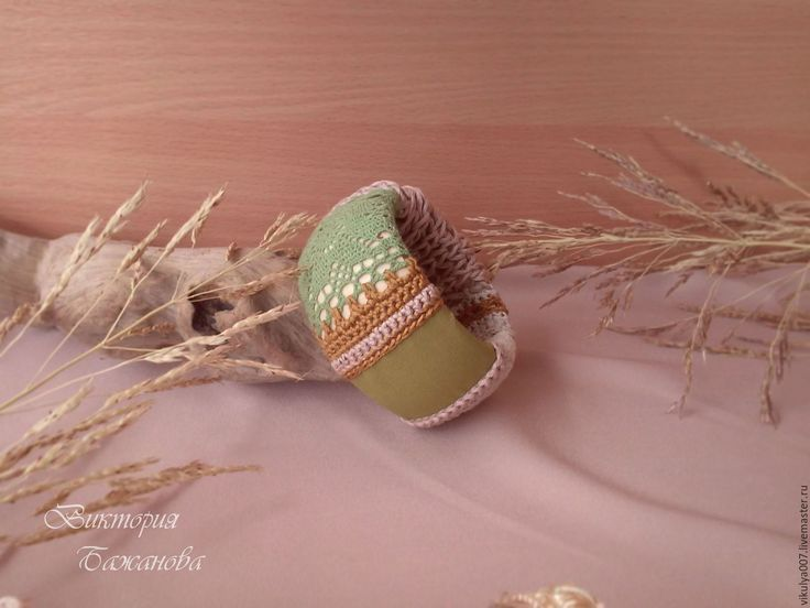 """Купить Браслет бохо """"Я вся такая разная"""" текстильный вязанный браслет - браслет"""
