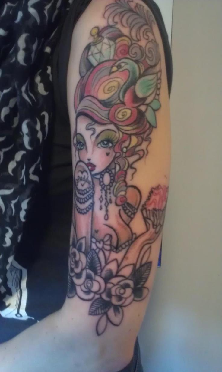 Dawnii Fantana Tattoo, Marie Antoinette, Killer Queen ...