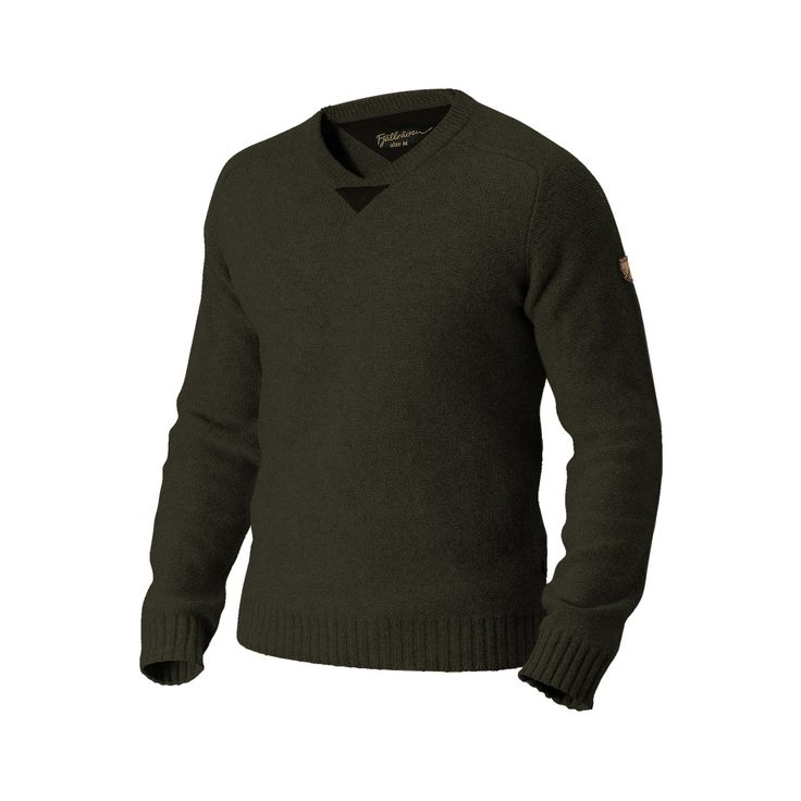 fabric and top-notch stitching make this sweater one premium piece of  clothing.