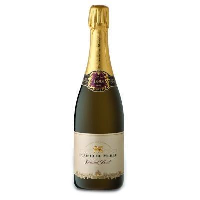 Loot.co.za - Wine & Gourmet: Plaisir De Merle Grand Brut Methode Cap Classique (2010) | Sparkling Wine