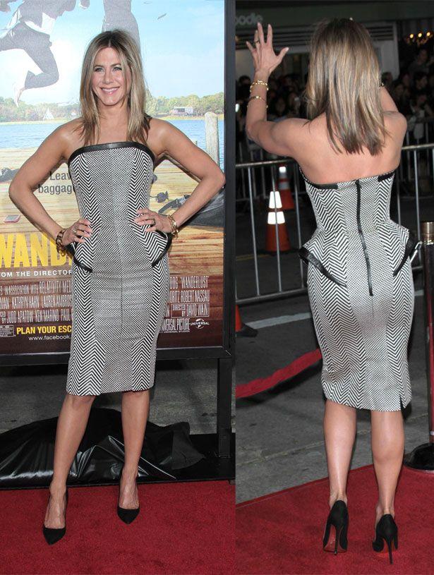 Jennifer Aniston - Tom Ford dress