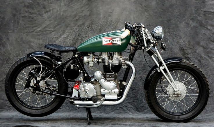 cafe racer: 10 stunning cafe racer bikes for your inspirations