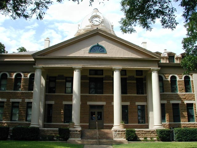 Mason, TX : Mason County Courthouse