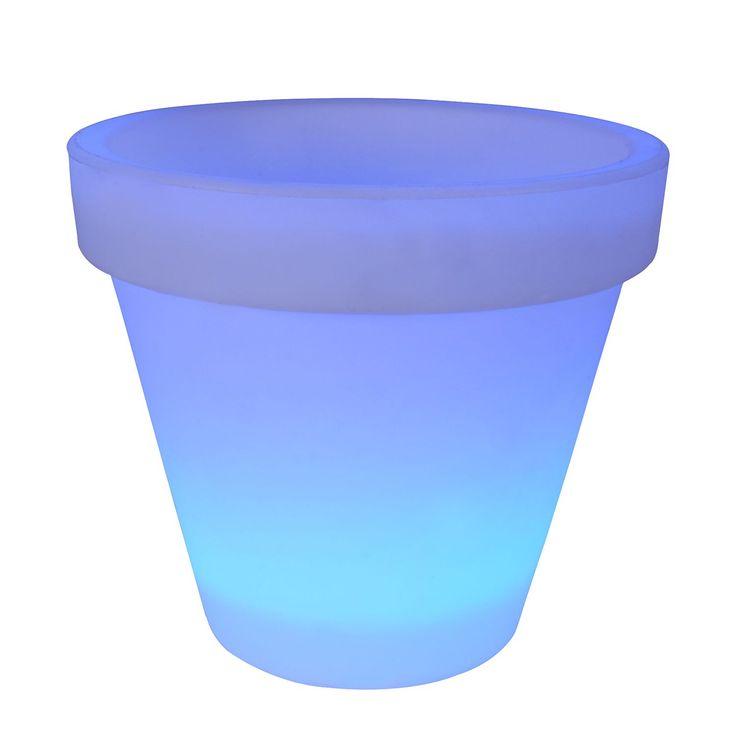Popular EEK A LED Au en Pflanzenk bel cm flammig N ve Jetzt bestellen unter https moebel ladendirekt de dekoration dekopflanzen pflanzenkuebel uid ud