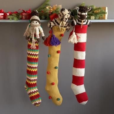 super cute stockings