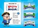 Game: Branch-O-Mania  https://kids.usa.gov/play-games/government/index.shtml Standard: SS3CG1 Describe the elements of representative democracy/republic in the United States. c. State the main responsibility of each branch: executive (enforcing laws), legislative (making laws), judicial (determining laws) Grade Level: 3rd  Explanation: This interactive game will help students learn about the different branches of government in a fun way.