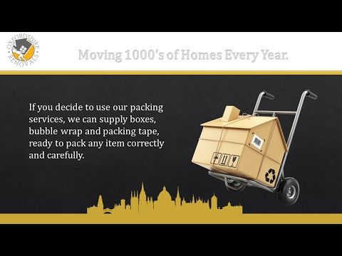House Removals Oxfordshire - YouTube