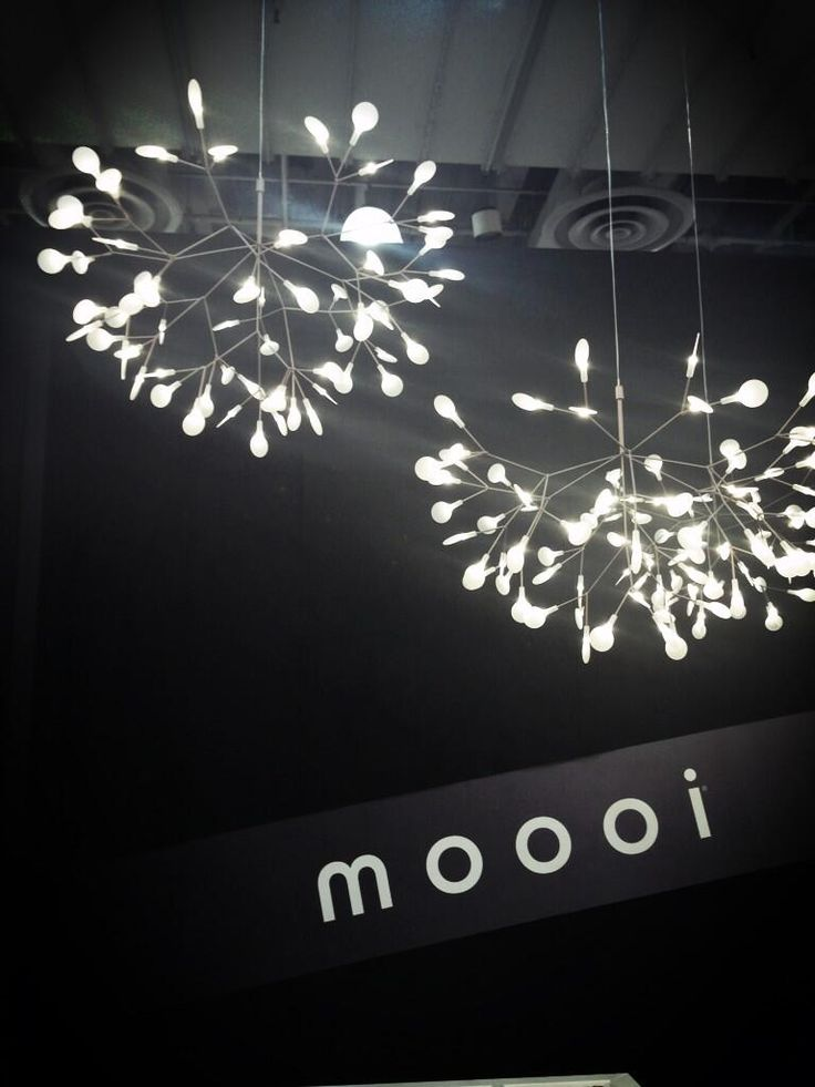 Twitter / elaveyra: Lovely lights by moooi. Reminds ...