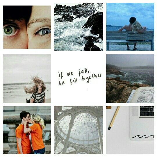 percabeth aesthetic 2.0 annabeth chase+percy jackson << ah that one cosplay, theyre so fcking cute