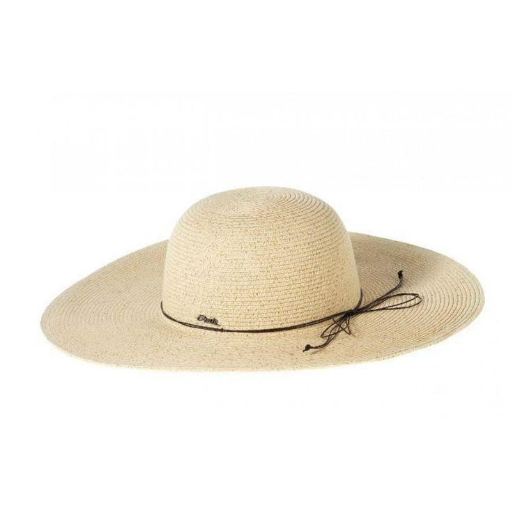 O Neill Cervantes Cappello Da Sole Da donna Da Donna Cappello - Paglia - Nuovi