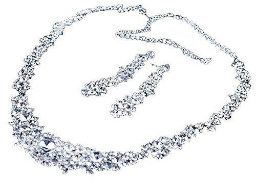 Bellissima parure http://reviewsangela.altervista.org/bellissima-parure-2/  #moda   #bijoux   #parure   #collana   #orecchini    #donna   #strass   #argento   #likeformeplease   #likeforlike