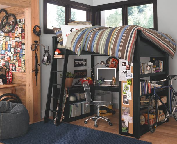 Want To DIY Something Similar In My Kids Rooms This