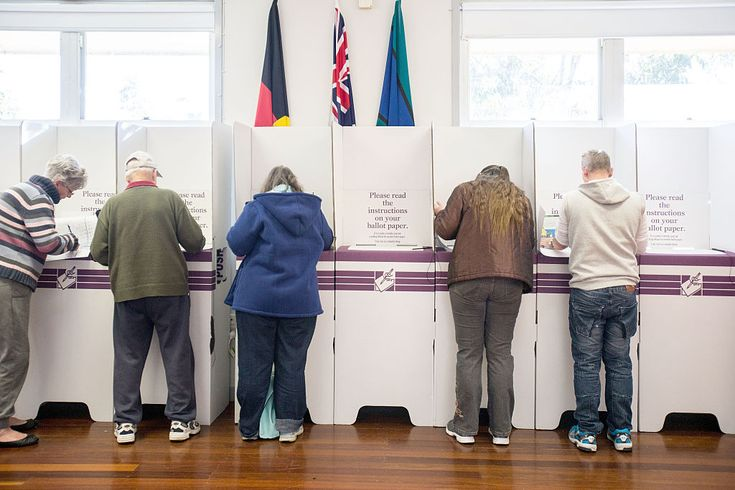 Working at the polls revealed the numerous flaws in the Australian voting system.