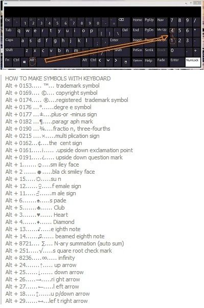 Shortcuts for the key board: This blog is about all the Shortcut keys in Keyboard and Microsoft excell which can make it easy to interact your computer, saving your time and effort as you work with Windows and other programs.I have try my best to mention all the shortcuts.