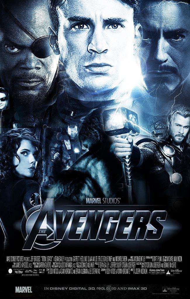 The Avengers - nouveau Teaser