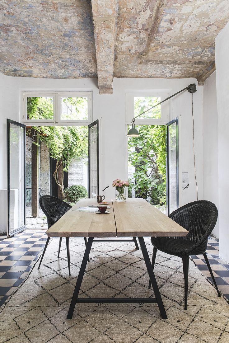 vincent sheppard jack dining chairs albert dining table solid wood table dining room - Dining Room Inspiration