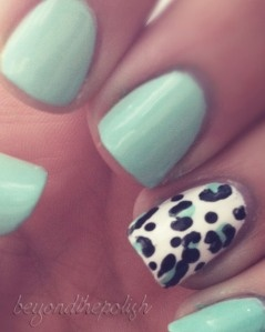 Getting my toes done like this! :)