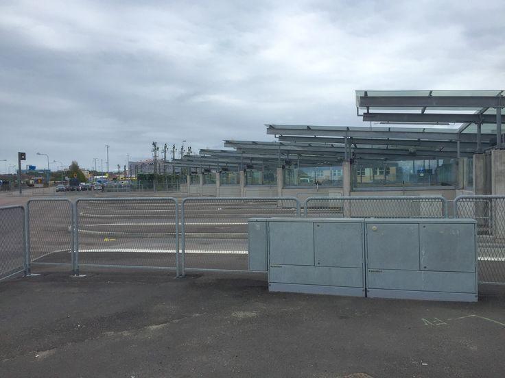 Nils Ericsson terminal, Gothenburg, Sweden
