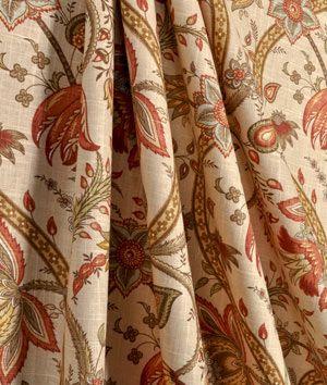 P. Kaufmann Biltmore Inn Crème Brulee Fabric : Image 4