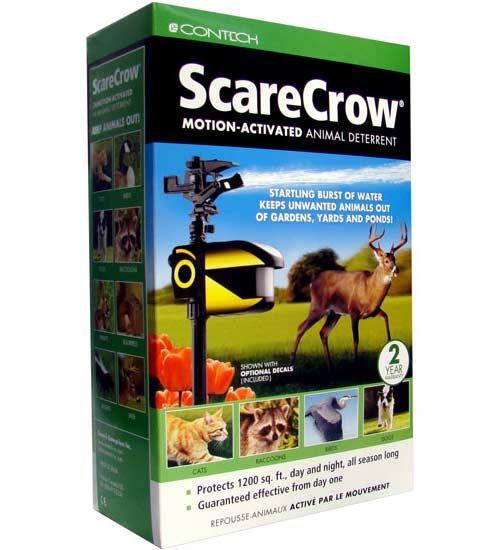 ScareCrow Sprinkler