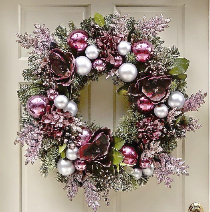 Christmas Tree Alternatives it is Christmas Wreaths B&m