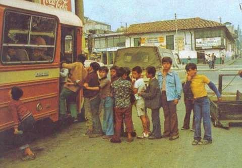 Colombia - La Bogotá del recuerdo en imágenes. Publimetro.