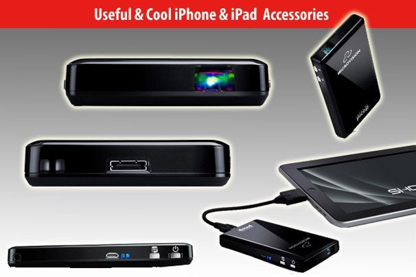 43 best ipad cases speakers for aac images on pinterest for Best pico projector for ipad 2