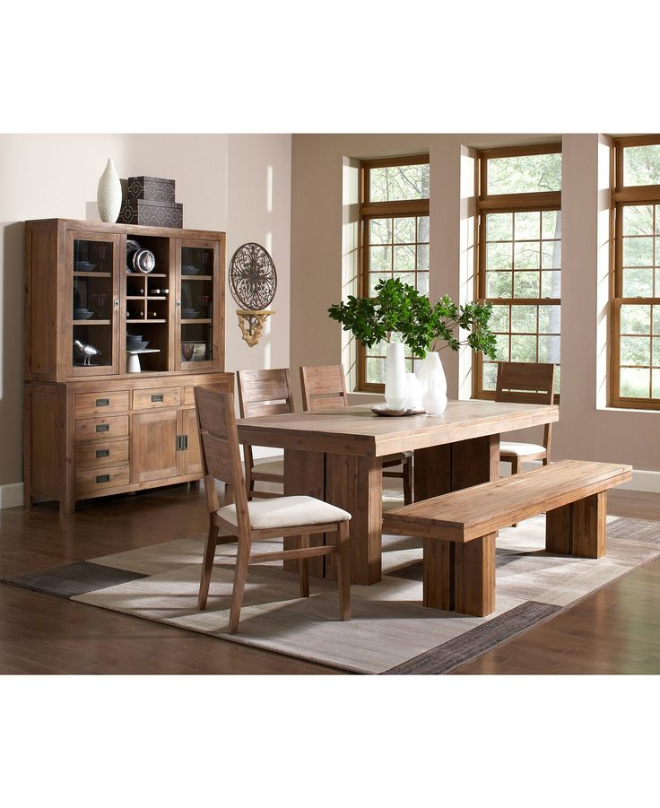 Champagne Dining Room Furniture Collection