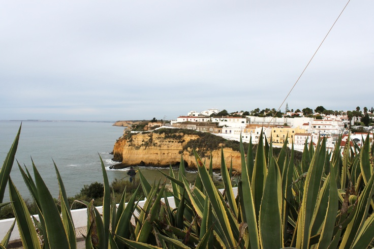 The calm after the storm #carvoeiro #algarve