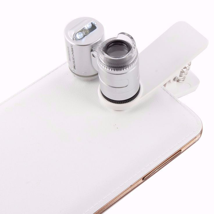 60X Clip-on Zoom Lens For All Mobile Phone